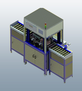 Leak Testing Machines With Conveyors